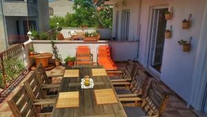 Dream Vacation, Apartments  Podstrana - big - 25