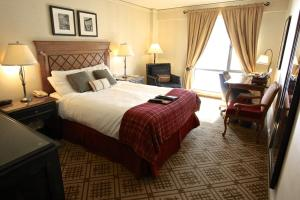 Fairmont View Room with Queen bed