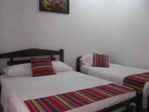 Hotel Casa Salome, Hotely  Cartagena de Indias - big - 7