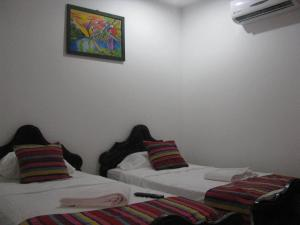Hotel Casa Salome, Hotely  Cartagena de Indias - big - 4