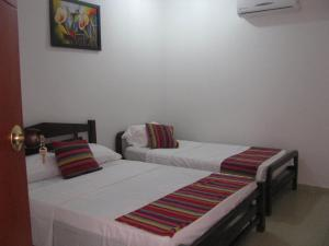 Hotel Casa Salome, Hotely  Cartagena de Indias - big - 3