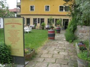 Pension-Reiche, Guest houses  Struppen - big - 23