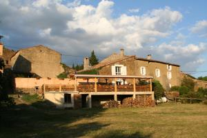 Le Jardin de la Sals (Ecluse au Soleil), Bed & Breakfasts  Sougraigne - big - 55