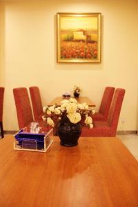 Hanting Express Fuzhou Shoushan Road Branch, Hotels  Fuzhou - big - 17