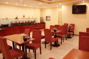 Hanting Express Fuzhou Shoushan Road Branch, Hotels  Fuzhou - big - 20