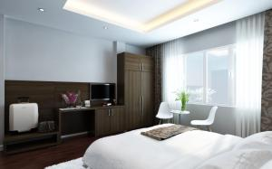 Eco Luxury Hotel Hanoi, Отели  Ханой - big - 29
