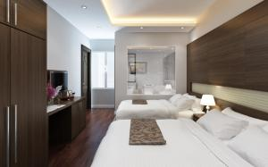 Eco Luxury Hotel Hanoi, Отели  Ханой - big - 6