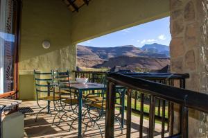 Fairways Drakensberg, Horské chaty  Drakensberg Garden - big - 33