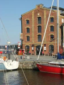 Hotel Alter Hafenspeicher