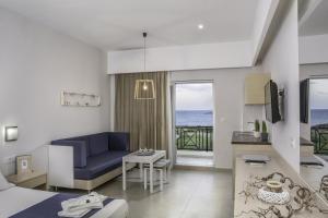 Sea View Aparthotel, Apartmanhotelek  Káto Daráco - big - 25