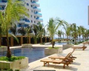 Morros Epic Cartagena, Апартаменты  Картахена - big - 14