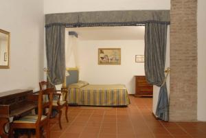 Relais Borgo Di Toiano, Vidiecke domy  Sovicille - big - 10