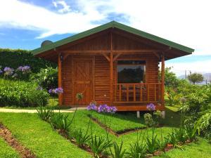 4-personersværelse med udsigt til haven