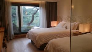 Pinegrove Hotel, Hotely  Gimhae - big - 24