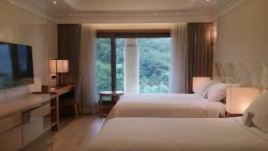 Pinegrove Hotel, Hotely  Gimhae - big - 23