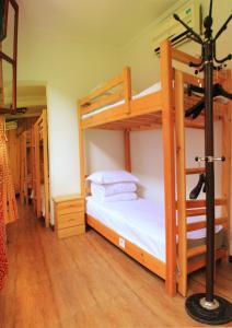 Bett im gemischten Schlafsaal mit 6 Betten