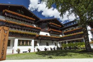 Valluga Hotel - St. Anton am Arlberg