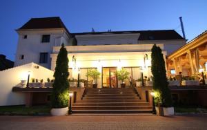 Hotel Clasic, Szállodák  Szászsebes - big - 13