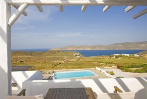 Yakinthos Residence, Apartmánové hotely  Panormos Mykonos - big - 17
