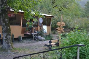 Bio Yard, Penzióny  Lagodekhi - big - 9