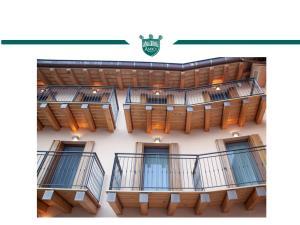 Trattoria Locanda Ai Tre Amici, Hotels  Mortegliano - big - 39