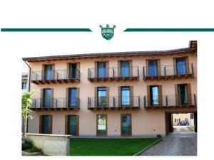 Trattoria Locanda Ai Tre Amici, Hotels  Mortegliano - big - 33