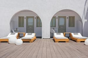 Azzurro Suites, Apartmánové hotely  Fira - big - 28