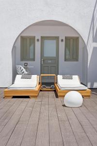 Azzurro Suites, Apartmánové hotely  Fira - big - 25