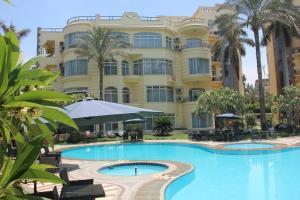 Soluxe Cairo Hotel, Hotely  Káhira - big - 84
