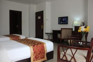 Soluxe Cairo Hotel, Hotely  Káhira - big - 15