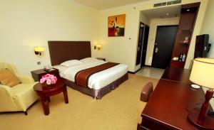 Двухместный номер Делюкс с 1 кроватью и собственным балконом