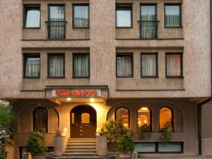 Hotel Glam, Hotely  Skopje - big - 54