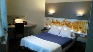 Citôtel De La Cloche, Hotel  Dole - big - 35