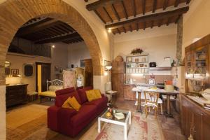 Appartamenti Belvedere, Ferienwohnungen  Cortona - big - 61