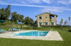 Ca' Lupino, Farmházak  Urbino - big - 15