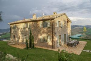 Ca' Lupino, Farmházak  Urbino - big - 10