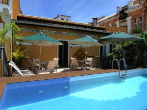 Hotel Casa do Amarelindo, Hotely  Salvador - big - 54