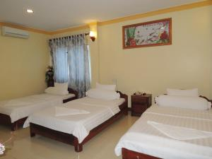 Golden Pearl Hotel, Hotel  Banlung - big - 17