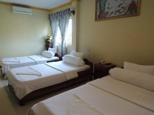 Golden Pearl Hotel, Hotel  Banlung - big - 43