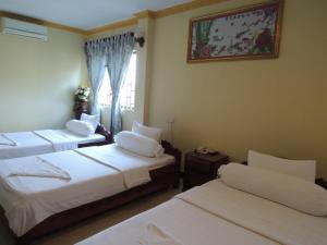 Golden Pearl Hotel, Hotel  Banlung - big - 39