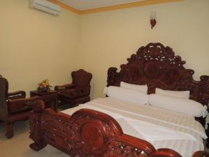 Golden Pearl Hotel, Hotel  Banlung - big - 37