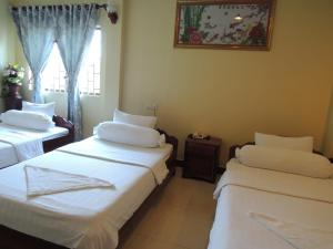 Golden Pearl Hotel, Hotel  Banlung - big - 28