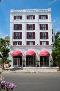 Hotel L' Odéon Phu My Hung, Szállodák  Ho Si Minh-város - big - 76