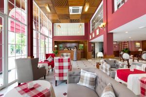 Hotel L' Odéon Phu My Hung, Szállodák  Ho Si Minh-város - big - 73