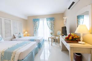 Hotel L' Odéon Phu My Hung, Hotels  Ho Chi Minh City - big - 27