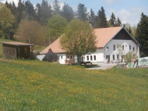 B&B La Ferme De Pouillerel, Panziók  La Chaux-de-Fonds - big - 20