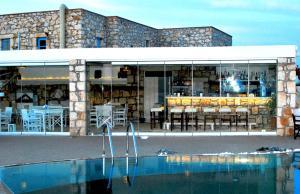 Eirini Luxury Hotel Villas, Villen  Grikos - big - 72