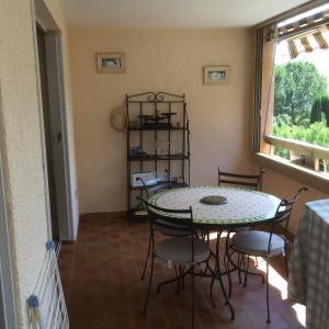 Appartement Preconil, Appartamenti  Sainte-Maxime - big - 7