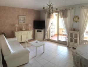 Appartement Preconil, Appartamenti  Sainte-Maxime - big - 6