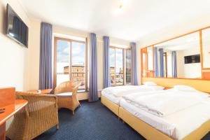 Hotel Kontorhaus, Szállodák  Stralsund - big - 8